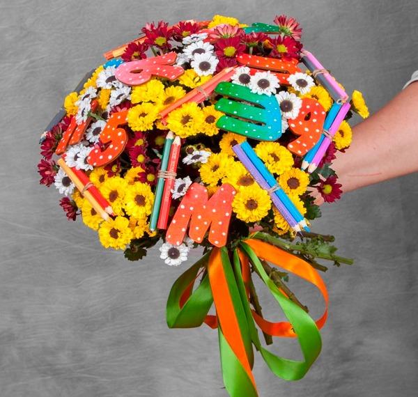 Фото цветов на 1 сентября