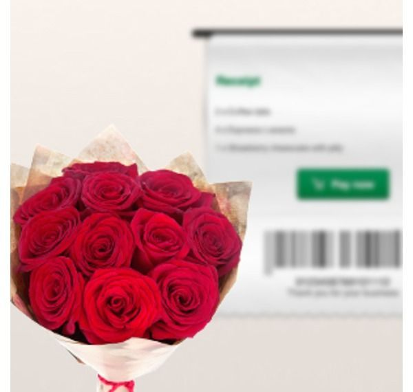 Картинка цены на красные розы