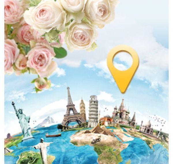 Картинка на тему купить кустовые розы в Москве