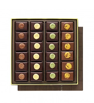 Шоколад Pierre Herme, ассорти