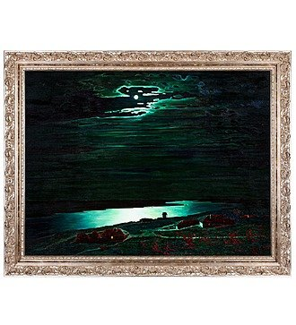 "Картина А.Куинджи ""Лунная ночь на Днепре"" (115х90см)"