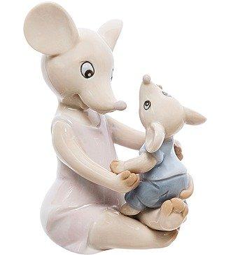 """Статуэтка """"Мышь с малышом"""" (Pavone)"""