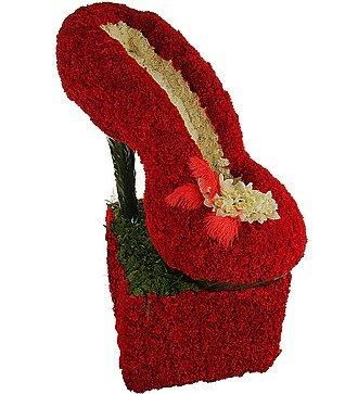 Цветочная туфелька (160 см)