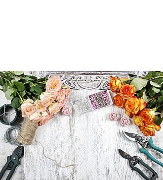 Эксклюзивная цветочная композиция