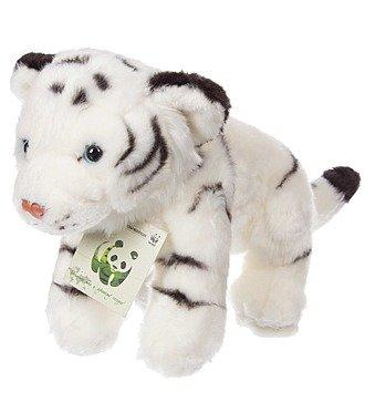 """Мягкая игрушка """"Белый тигр WWF"""" (25 см)"""