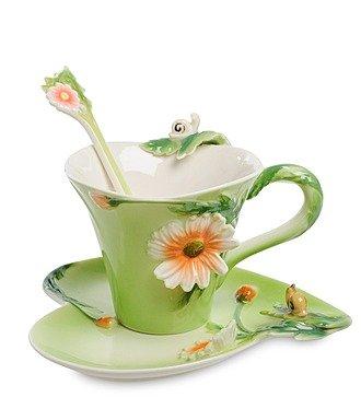 """Чайная пара """"Аризема"""" (Pavone)"""