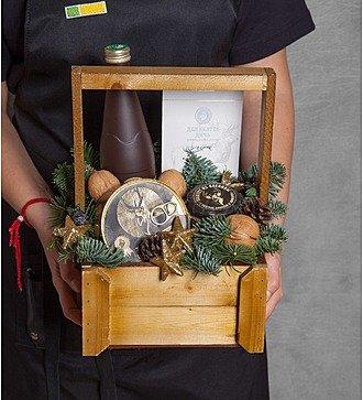 """Подарочное кашпо """"Время загадать желание"""""""