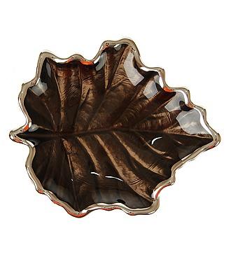 Блюдо-листок (Италия, 15см)