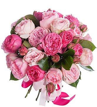 """Букет из ароматных роз """"Моя любовь"""""""