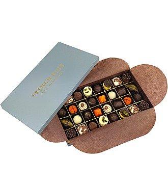 """Конфеты ручной работы из бельгийского шоколада """"Сер-ла-Ронд"""""""