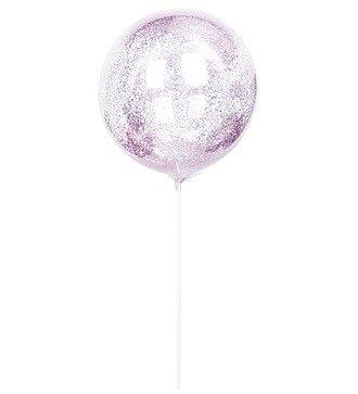 Эксклюзивный воздушный шар с глиттером