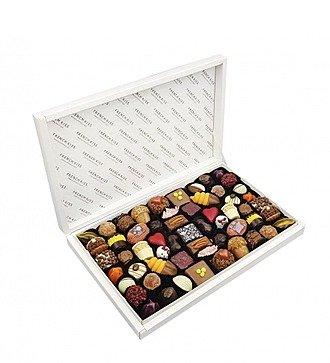 """Конфеты ручной работы из бельгийского шоколада """"Женева"""""""