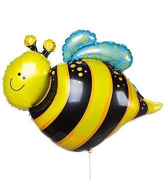 """Воздушный шар """"Веселая пчела"""" (76 см)"""