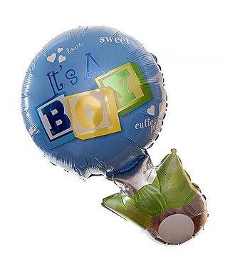 """Воздушный шар """"Это Мальчик!"""" (81 см)"""