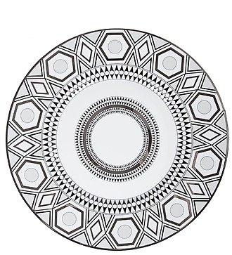 Декоративная тарелка Haviland с платиной
