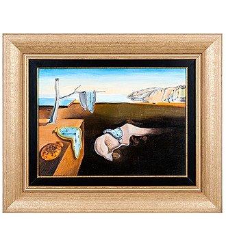 Картина С.Дали «Постоянство памяти» (50х40см.)