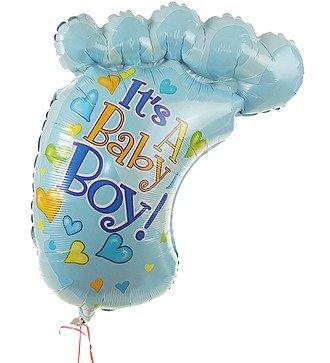 """Воздушный шар """"Это мальчик!"""" (97см)"""