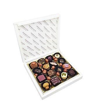 """Конфеты ручной работы из бельгийского шоколада """"Мольберт"""""""
