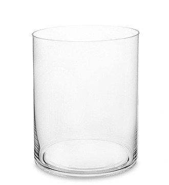 Ваза-цилиндр стеклянная (25 см)