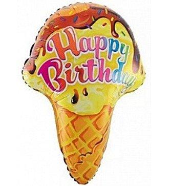 """Воздушный шар """"Мороженое"""" (71 см)"""