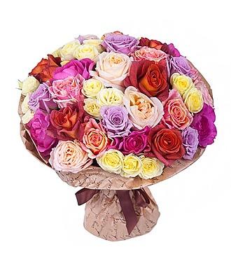 """""""Красота любви"""" букет из роз"""