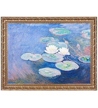 """Картина К. Моне """"Водяные лилии"""" (95х75см.)"""