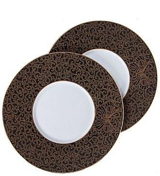 Подарочный набор из 2-х тарелок Haviland