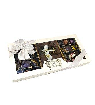 """Конфеты ручной работы из бельгийского шоколада """"Любовная история"""""""