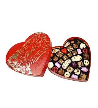 """Конфеты ручной работы из бельгийского шоколада """"Красивая любовь"""""""