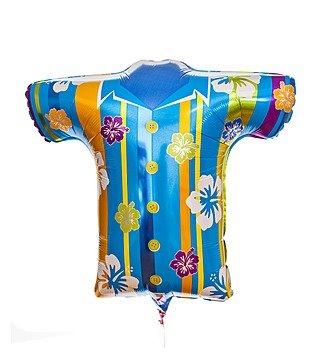 """Воздушный шар """"Гавайская рубашка"""" (79 см)"""