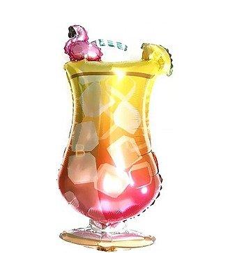 """Воздушный шар """"Коктейль со льдом"""" (84 см)"""