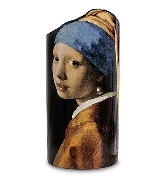 "Ваза ""The Girl with the Pearl Earring"" Ян Вермеер"