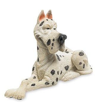 "Фигурка собаки ""Мраморный дог"" (W.Stratford)"