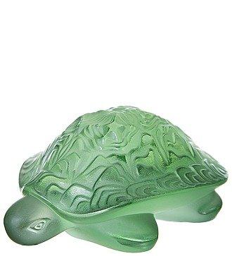 "Хрустальная статуэтка ""Черепаха"" (LALIQUE, Франция)"