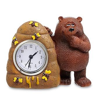 """Часы """"Медведь и пчелы"""" (W.Stratford)"""
