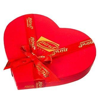 """Набор шоколадных конфет """"Сердце"""", 224 гр"""