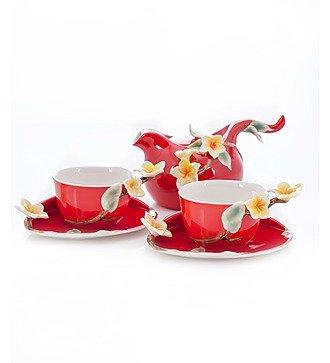 "Чайный набор на 2 персоны ""Франжипан"" Pavone"