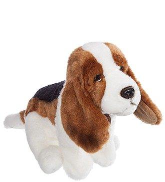 """Мягкая игрушка """"Собака Бассет-хаунт"""" (30 см)"""