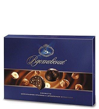 Коробка шоколадных конфет Вдохновение, 210 гр