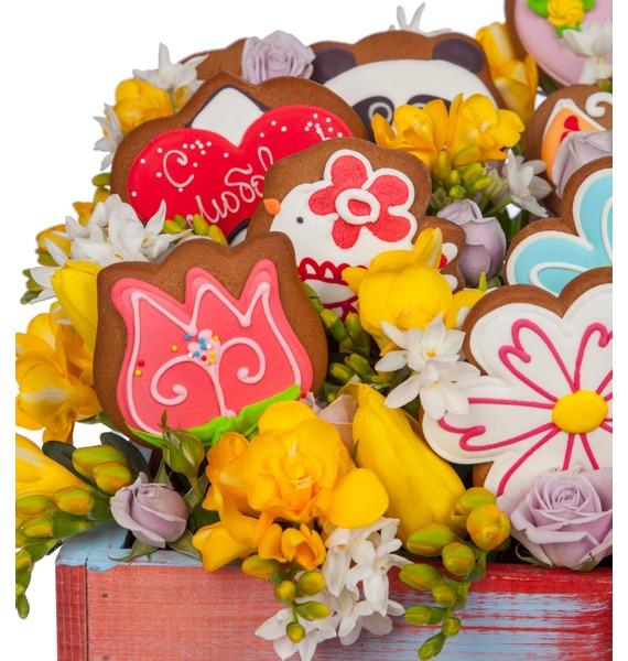 Подарочный набор Весна в душе – фото № 3
