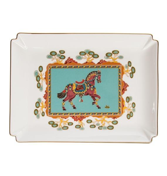 """Блюдо """"Лошадь"""" (Villeroy&Boch, Франция) цена"""