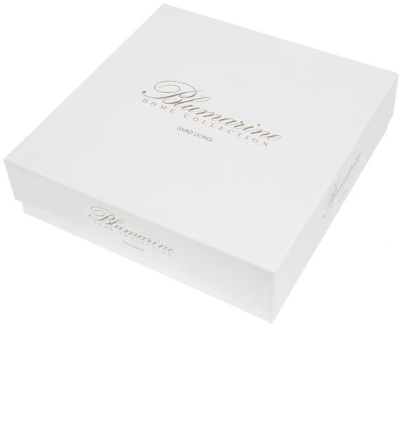 Комплект из 2-х полотенец Blumarine (лиловый) – фото № 3