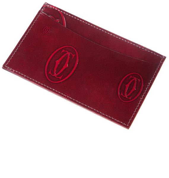 Кошелек для кредитных карт Cartier – фото № 1