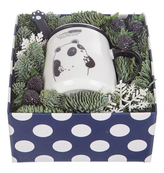 Подарочная коробка С заботой о нём – фото № 3