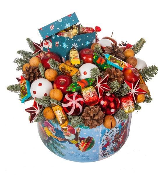 Подарочная коробка Любимый праздник – фото № 5