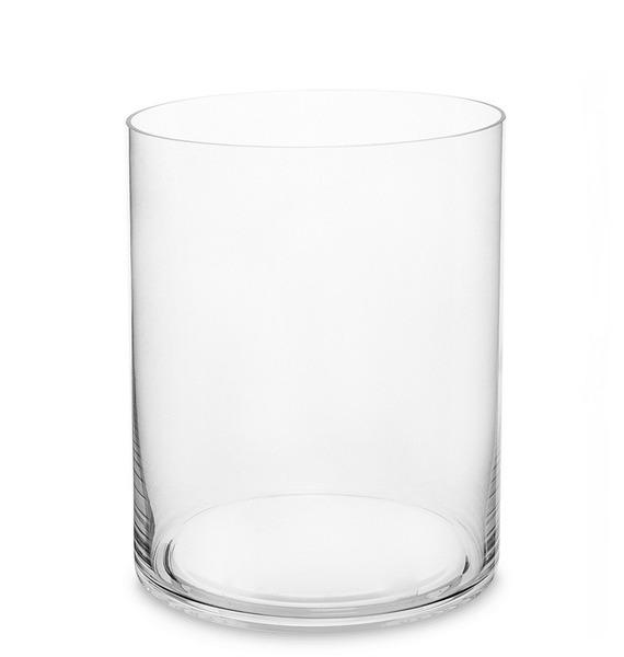 цена на Ваза-цилиндр стеклянная