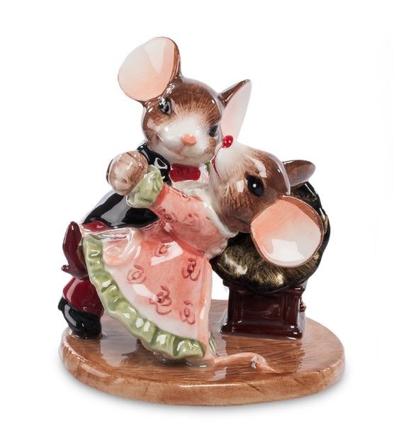 Фигурка Танцующая парочка (Pavone) jp 247 10 фигурка кошка pavone