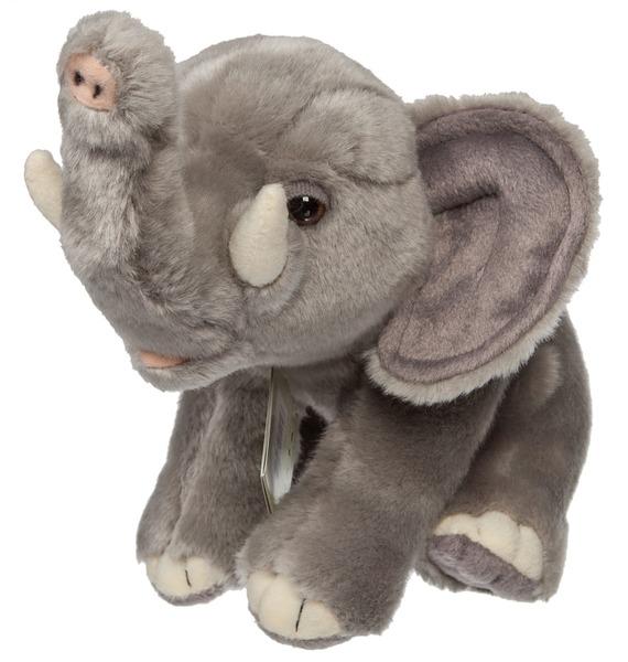 """Мягкая игрушка """"Слон WWF"""" (23 см)"""