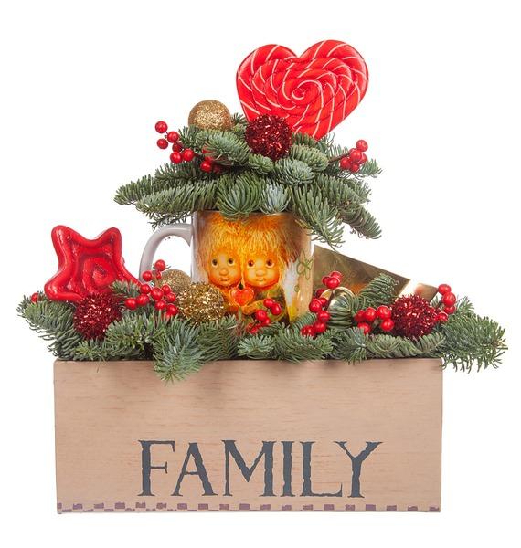 Подарочная коробка Любовь в доме – фото № 4