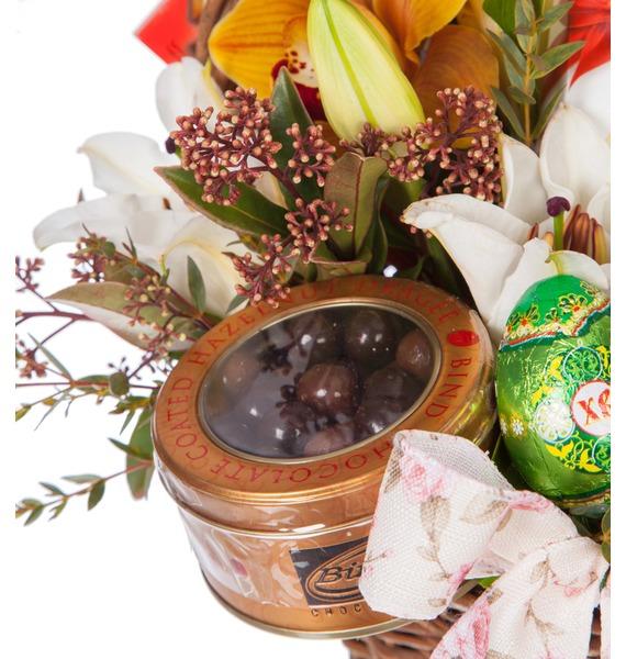 Подарочная корзина Традиция – фото № 3